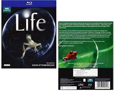 LIFE (2009): COMPLETE BBC TV Series - David Attenborough - NEW BLU-RAY UK