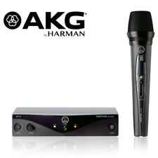 AKG Harman WMS45 Perception Wireless Microphone Vocal Set A 3251H00010 *Open Box