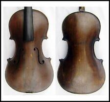 Fine Old German 4/4 Violin Labeled L.P Schuster Sachsen Markneukirchen 1900's