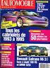 magazine automobile: L'automobile N°550 avril 1992