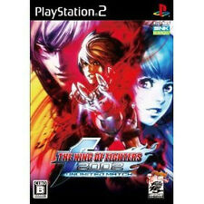 PS2 THE KING OF FIGHTERS 2002 UNLIMITED MATCH JAPAN