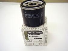 Genuine Renault Oil Filter 8200257642.Clio/Modus/Kangoo/Twingo 1.2 2003 on