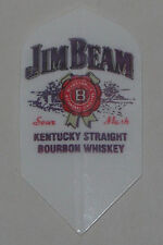 3 Sets (9 flights) JIM BEAM Slim Dart Flights - Very RARE - FREE SHIPPING