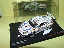 PORSCHE 911 GT3 RS , LE MANS 2001, Echelle 1/43ème