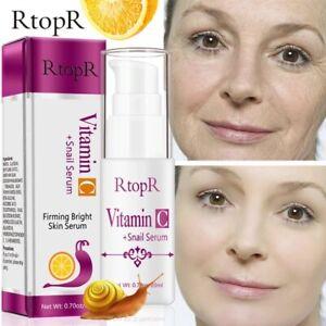 Hyaluronic Acid Vitamin C Serum Anti-Aging Skin Care Oil Control Moisturizing