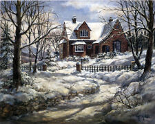 "Tilly Milton ""Winter"" Fine Art Reproduction"
