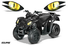 Headlight Eye Graphics Kit Decal Cover For Arctic Cat Utility 250 06-09 ECLPS Y