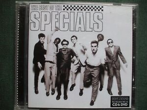 The Best Of The Specials Sight And Sound Edition CD And DVD.