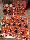 New! 8 Piece Boston Terrier Dog Gift Set, Stocking Stuffer Gift Bags And Boxes