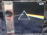 Pink Floyd Dark Side of the Moon Sealed JAPAN 1978 PRO-USE AUDIOPHILE VINYL LP