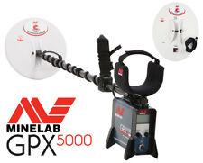 Minelab GPX 5000 golddetektor Détecteur de métaux