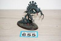 Warhammer 40k Tyranid Broodlord - Painted LOT 655