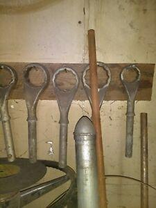 Snap On Tubular Offset Box Wrench Set