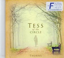 (EU806) Tess Of The Circle, Thorns - 2013 CD