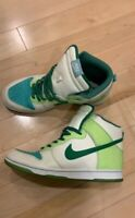 Nike Dunk Glow in the Dark Men's size 10 SB HI RARE Shoes FAST SAME DAY SHIPPED