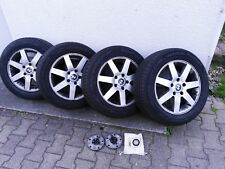 Kompletträder Alufelgen Hankook Sommerreifen 225/55 R16 passt für BMW
