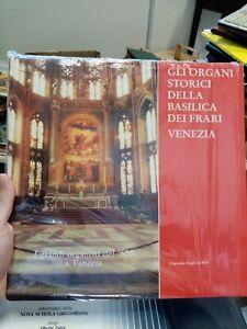 Gli organi storici della Basilica dei Frari Venezia I grandi organisti lp EX EX