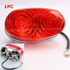 1PC Red Lens Stop Brake Rear Tail Light For ATV Quad 50cc 70cc 90cc 110cc 150cc