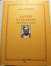 ANDRE FRENAUD/ET SES PEINTRES/J.Y.DEBREUILLE/2005/ALECHINSKY/BAZAINE/ESTEVE/UBAC