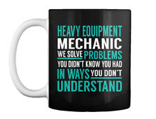 Trendsetting Heavy Equipment Mechanic Gift Coffee Mug...
