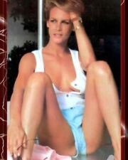 8x10 photo Jamie Lee Curtis, pretty sexy celebrity movie star, posed