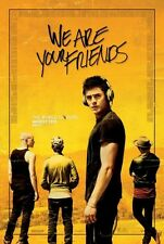 WE ARE YOUR FRIENDS -2015- orig 27x40 D/S Movie Poster - ZAC EFRON, WES BENTLEY