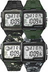 Orologio stile WS4 Timex Grid Shock 2015 Cronografo digitale 100mt allarme lap
