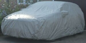 Mercedes E Class Estate Breathable soft lined outdoor cover special to clear