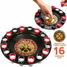 Table Game Drinking Roulette Set
