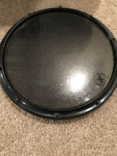 "Xymox Snare Practice Pad - Black 14"" - Used - Good Condition"