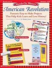 NEW - American Revolution (Hands-On History) by Gravois, Michael