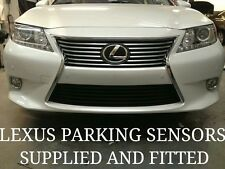 LEXUS PARKING SENSORS SUPPLIED AND FITTED FRONT OR BACK FROM £150 BIRMINGHAM