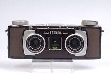 KODAK STEREO CAMERA 35 mm  appareil Stéréo à film 3 D