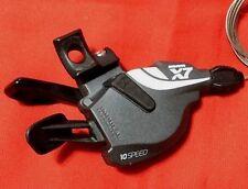 SRAM X7 10-Speed MTB Trigger Shifter Right Rear Zero Loss  1:1 Ratio