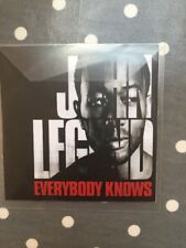 John Legend-Everybody Knows promo cd single