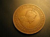 Canada 1903 Rare Large Cent Coin IDJ.