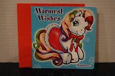 My Little Pony G3 Greeting card Christmas 2004
