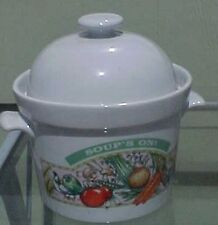 Soups On soup Tureen Thailand
