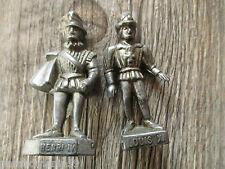 Vente Starlux-Henri IV et Louis XI-Plomb