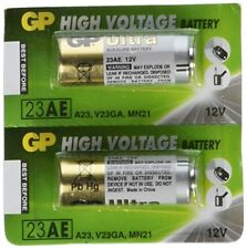 GP 12V Alkaline Batteries - Size 23A - 2 Batteries