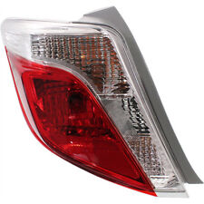 NEW TAIL LAMP ASSEMBLY FITS 2012-14 TOYOTA YARIS REAR LEFT SIDE TO2818150C CAPA