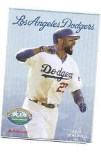 Los Angeles Dodgers MLB Mini Pocket Schedule 2012 Matt Kemp