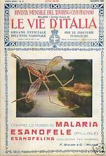 1925= LE VIE D'ITALIA = RIVISTA DEL TOURING CLUB