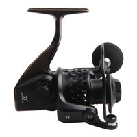 No Gap Aluminum Alloy Ocean or River Fishing Spinning Reel Hand Wheel ASK Series