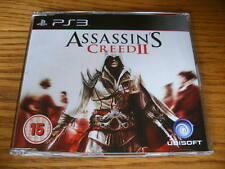Assassins CREED II/2 PROMO – PS3 (gioco completo promozionale) Playstation 3