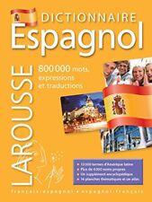 Grand Dictionnaire Français Espagnol (collectif)   Larousse