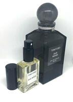 TOM FORD - Oud Wood- Eau de Parfum - 30ml - decant size - 100% GENUINE