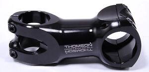 Thomson Elite X4 Mountain Bike Stem 80mm 31.8mm Black 10d SM-E163-BK