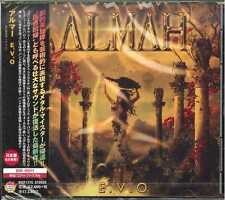 ALMAH-E.V.O. -JAPAN CD Bonus Track F83