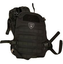 Tactical Baby Gear Baby Carrier Black Euc!